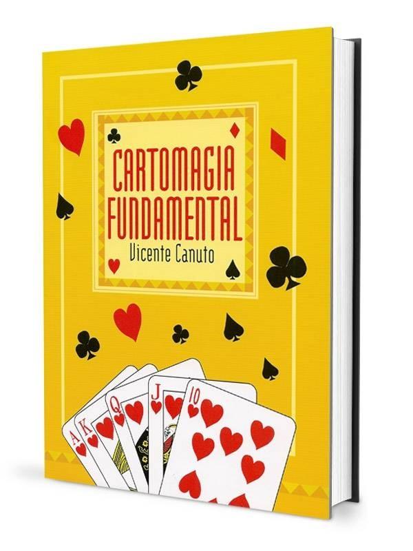 Cartomagia Fundamental - Vicente Canuto (Libro)