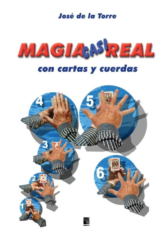 Magic Books Magia Casi real - Jose de La Torre TiendaMagia - 2