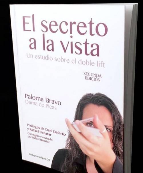 Secreto a la vista - Paloma Bravo - Libro