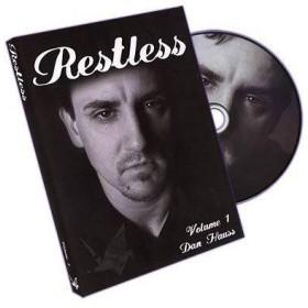 DVD – Sin Descanso - Restless - Dan Hauss