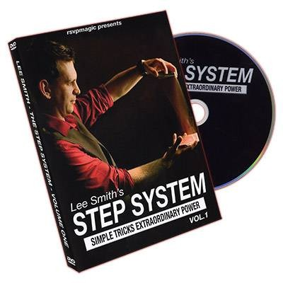 DVD Close-Up DVD - The STEP System Vol. 1-2 by Lee Smith TiendaMagia - 1