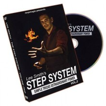DVD Close-Up DVD - The STEP System Vol. 1-2 by Lee Smith TiendaMagia - 4