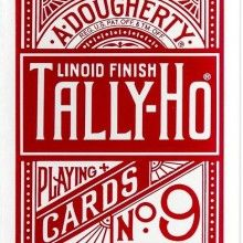 Accessories Tally Ho Playing Cards-Fan Back TiendaMagia - 1