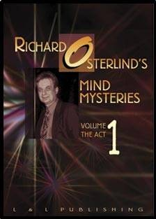 DVD Mentalism DVD - Mysteries of the Mind by TA Waters TiendaMagia - 1