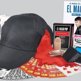 Caja de Magia de Antonio Díaz - El Mago Pop