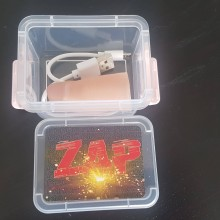 Tricks with fire Zap Finger - Flash ignitor Thumb Tip TiendaMagia - 1