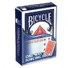 Card Tricks One Way Forcing Deck - Bicycle TiendaMagia - 1
