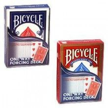 Card Tricks One Way Forcing Deck - Bicycle TiendaMagia - 3