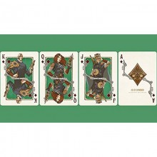 Accessories Steampunk Beginnings Playing Cards TiendaMagia - 1