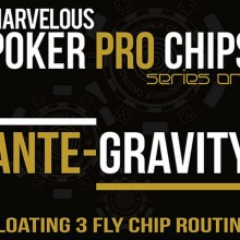 Ante Gravity - Floating 3 Fly Chip Routine - Matthew Wright
