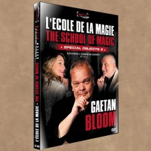 DVD - The School of Magic - Special Objects #2 by Gaetan Bloom