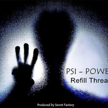 PSI POWER REFILL THREAD (3-pack) by Secret Factory