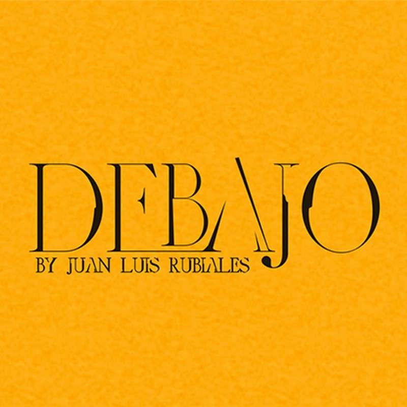 Debajo by Juan Luis Rubiales