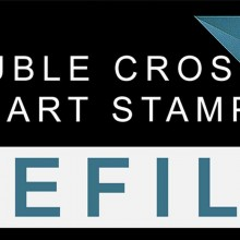 Heart Stamper Part for Double Cross (Refill) - Magic Smith
