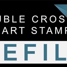 Sello de corazón para Double Cross (Repuesto) - Magic Smith