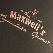 Maxwell's Signature Opener - The Other Brothers