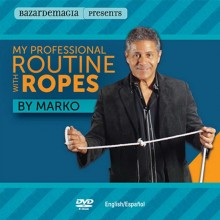 My Professional Routine with Ropes by Marko