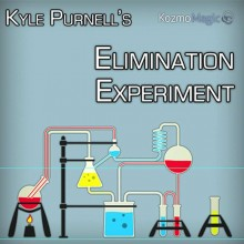Elimination Experiment de Kyle Purnell