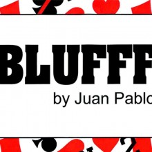 BLUFFF (Rosa) - Juan Pablo Magic