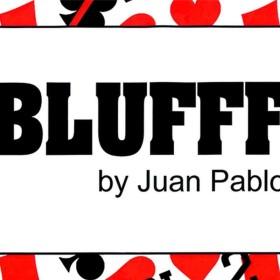 BLUFFF (Rose) by Juan Pablo Magic