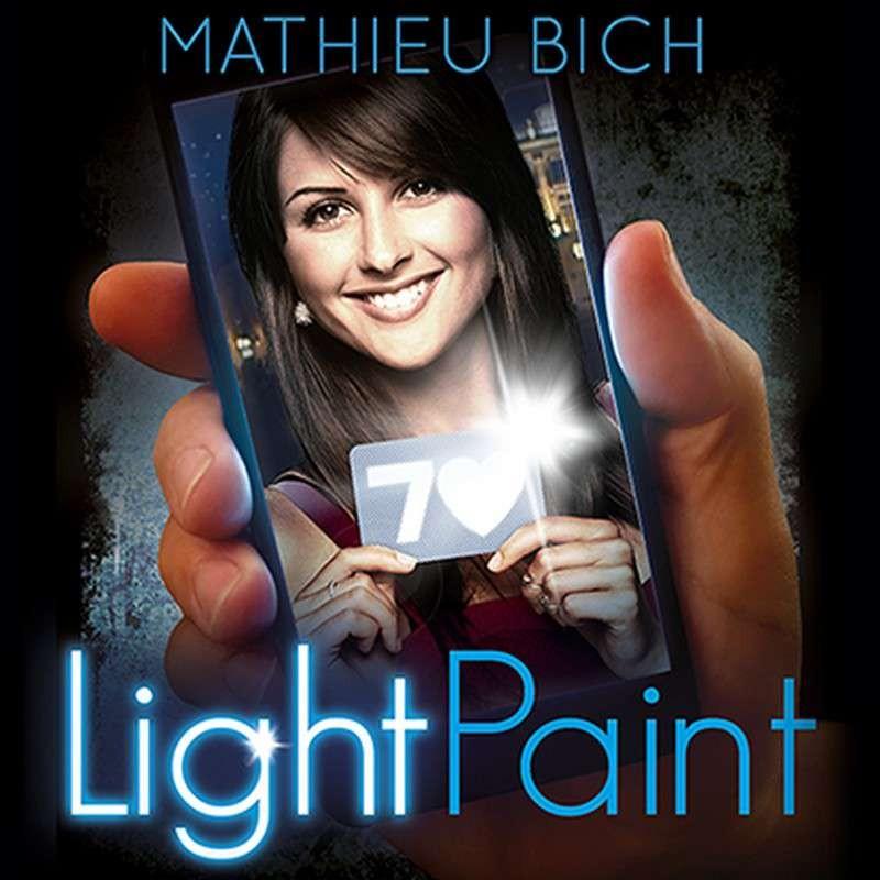 Lightpaint - Mathieu Bich