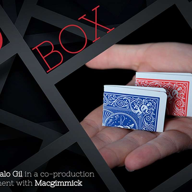 NO BOX by Gonzalo Gil and MacGimmick