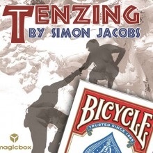 Tenzing (Gimmick and Online Instructions) by Simon Jacobs