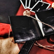 Playing Card Carrier (Artificial Leather) by TCC