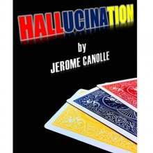 Hallucination Deckby Jerome Canolle