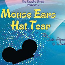 Mouse Ears Hat Tear by Ra El Mago and Julio Abreu