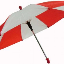 Flash Parasols (Red & White) 1 piece set by MH Production