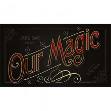 DVD - Our Magic Documentary by Dan and Dave