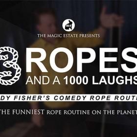 DVD - 3 Cuerdas y 1000 Risas - Cody Fisher