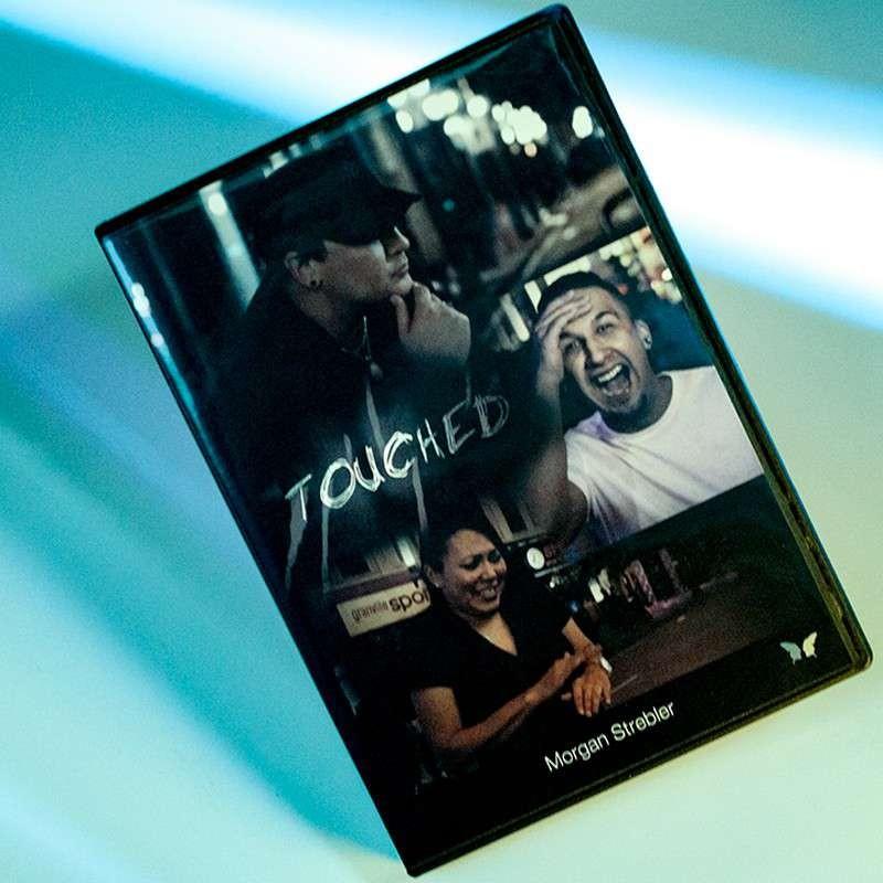 DVD - Touched - Morgan Strebler y SansMinds