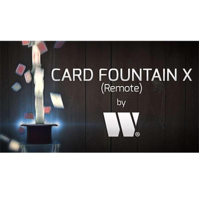 Card Fountain X (Remote)