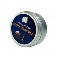 Card on Ceiling Wax 30g (natural) by David Bonsall
