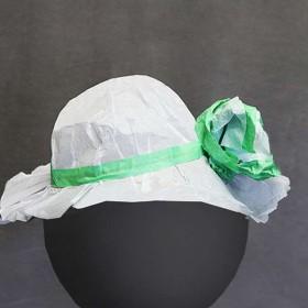 De Papel a sombrero - Gorro - Andy Amyx