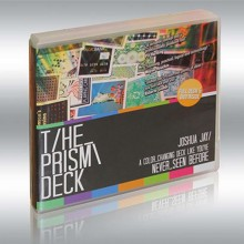 The PRISM Deck (w/DVD) by Joshua Jay and Card-Shark