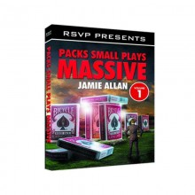 DVD 1 - Packs Small Plays Massive by Jamie Allen