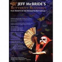DVD - Butterfly Blizzard (w/Props) by Jeff McBride and Alan Wong
