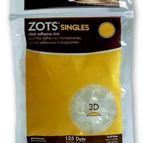 Sticky Dots - 3D