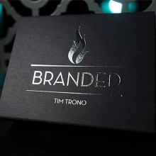 Branded - The Painless Card Blister - Tim Trono