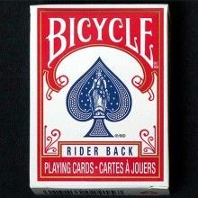 Bicycle Deck Miniature - Red