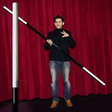 Appearing pole – Wand
