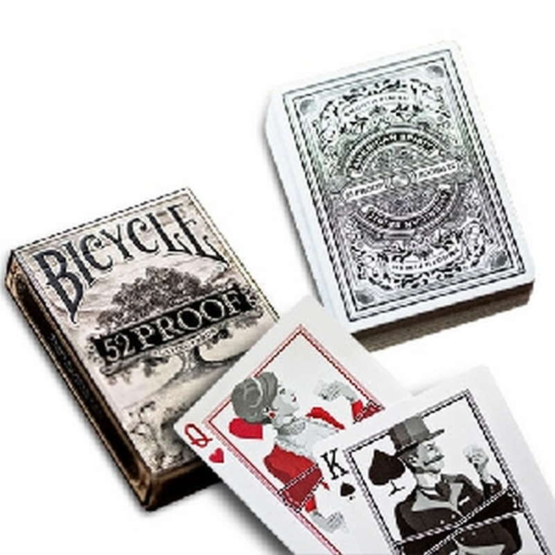 52 Proof Playing Cards - Ellusionist