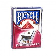 Bicycle Double-Faced Deck - Poker Size