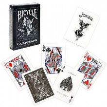 Bicycle Guardians - Playing Cards – Theory11
