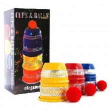 Cups and balls – Elegance