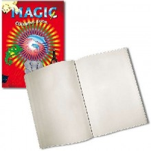 Ungimmicked Magic Coloring Book - Large – Blank