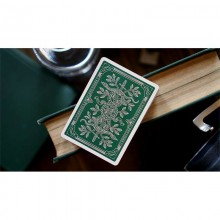 Monarch Playing Cards (Green) by Theory 11